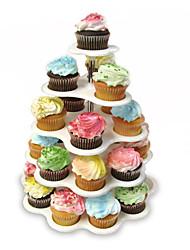 abordables -Support de Gâteau Accessoires Parti Mariage Soirée / Fête Vacances Mariage Naissance Anniversaire Plastique Alliage