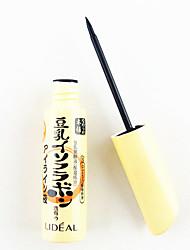cheap -1PCS Black Waterproof Quick Dry Charming Liquid Eyeliner with Super Thin Soft Brush