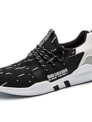Homme Chaussures Hiver Confort Course à Pied Marche pour Décontracté Noir Gris