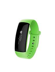 Per uomo Per donna Smart watch Digitale LED Touchscreen allarme Monitoraggio frequenza cardiaca Velocimetro Pedometro Fitness tracker