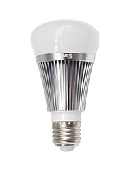 cheap -Sonoff B1 E27 6W RGB Dimmable Wifi LED Smart Light Bulb+Work With Alexa AC90-265V