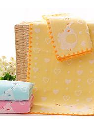 Недорогие -Свежий стиль Полотенца для мытья,Узор в горошек Высшее качество 100% хлопок Полотенце