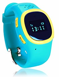 cheap -Kids' Watches JSBP520 for iOS / Android / IPhone Pedometers / GPS / Hands-Free Calls / Information / SOS Pedometer / GSM(850/900/1800/1900MHz) / Gravity Sensor / Gyro Sensor / MTK6260 / 150-200