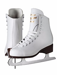 Women's Girls' Figure Skates Ice Skates Artificial Leather Warm Waterproof Breathable Comfortable Stability Protective Professional
