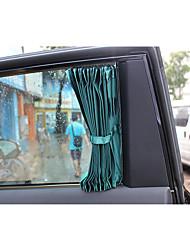 Недорогие -автомобильный Козырьки и др. защита от солнца Автомобильные солнцезащитные шторы Назначение Toyota 2008 2009 2010 2011 2012 2013 2014