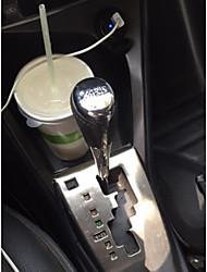 economico -Settore automobilistico Ricollocamento della manopola del veicolo(Metallo)Per Toyota 2017 Yaris Vios