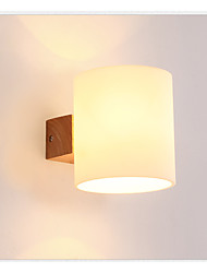cheap -Tiffany Rustic/Lodge Antique Simple LED Vintage Modern/Contemporary Retro Traditional/Classic Country Wall Lamps & Sconces For Wood/Bamboo