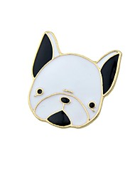 cheap -Women's Brooches Jewelry Fashion Adorable Alloy Jewelry Dog Jewelry For Daily Casual