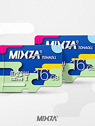 MIXZA Memory Card micro sd card 16GB Class10flash card Memory Microsd for Smartphone/Tablet