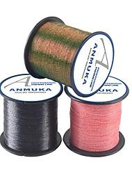 baratos -500M / 550 Yards Monofilamento Linhas de Pesca 0.128-0.5 mm Para Pesca de Mar Pesca Voadora Isco de Arremesso Pesca no Gelo Rotação Pesca