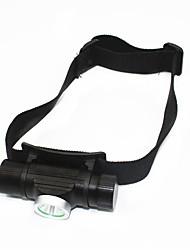 Lampes Frontales Phare 300 lm 3 Mode - Portable Professionnel Camping/Randonnée/Spéléologie Usage quotidien Cyclisme