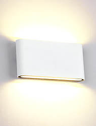 cheap -12 LED Integrated Simple Novelty Country Feature for LED Mini Style,Ambient Light Wall Sconces Wall Light