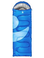 cheap -Sleeping Bag Envelope / Rectangular Bag 20/10 220X75 Camping / Hiking / Caving Traveling Camping & Hiking Trekking Single