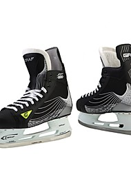 Unisex Figure Skates Ice Skates Trainer Wearable Winter Sports Beginner Professional Leisure Sports Black