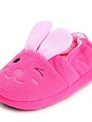 cheap -Girls' Shoes Fleece Winter Fall Comfort Slippers & Flip-Flops for Casual Pink
