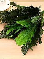 economico -47cm 1 pc 18 filium cycas delle piante artificiali della decorazione domestica della decorazione domestica del pc / pc