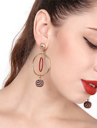 cheap -Women's Drop Earrings / Front Back Earrings / Ear Jacket - Sweet, Elegant Gold For Party / Daily