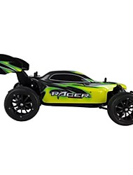 cheap -RC Car 4WD 2.4G SUV 4WD High Speed Drift Car Racing Car Truggy Buggy (Off-road) 1:10 Brush Electric 30 KM/H Remote Control / RC