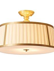 abordables -Moderno/Contemporáneo Lámparas Colgantes Para Dormitorio Habitación de estudio/Oficina AC 100-240V Bombilla incluida Blanco Cálido