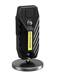 cheap -Nitecore T360M USB LED Light LED lm 3 Mode with Battery Waterproof Dust Proof Wearproof Light and Convenient LED Lights
