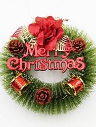 Décorations de Noël Articles pour Célébrer Noël Jouets Noël Forme de Fleur Lettre Vacances Vacances Pièces
