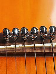 Недорогие -профессиональный Аксессуары Высший класс Акустическая гитара Классическая гитара Электрическая гитара Новый инструмент Сплав цинка