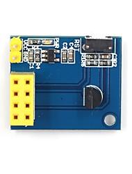 esp8266 esp-01 esp-01s ds18b20 беспроводной беспроводной модуль wifi