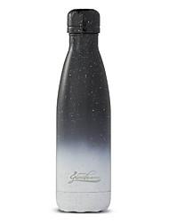 Décontracté / Quotidien Articles pour boire, 500 Acier inoxydable Eau Bouteilles d'Eau