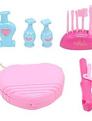 Недорогие -Ролевые игры Игровой набор для ювелирных изделий Классика Сердце Принцесса Мягкие пластиковые Девочки Игрушки Подарок 1 pcs