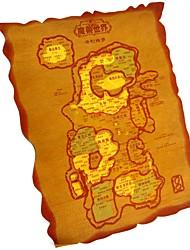 baratos -Mais Acessórios Inspirado por LOL Jessie Anime/Vídeo Games Acessórios para Cosplay Bolsa de Ofertas couro legítimo Pele Unisexo