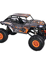 economico -Auto RC WL Toys 10428-D 2.4G Rock Climbing Car Off Road Car Alta velocità 4WD Drift Car Passeggino 1:10 12-25 KM / H Telecomando