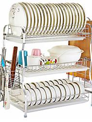 Недорогие -1set Кухня Нержавеющая сталь Столовые приборы