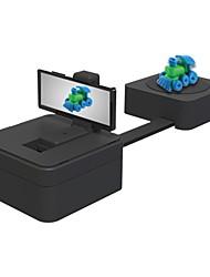 abordables -Nanjue mobile 3d scanner 0.2mm haute précision laser 3d modélisation portable 3d impression modélisation modélisation