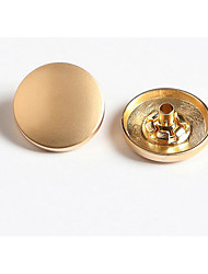 economico -1000 pezzi Resina Buttons Snaps Solidi Vintage Vintage Clothing Accessories