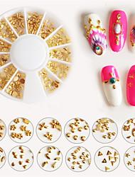 Недорогие -Украшения искусства ногтя ювелирных изделий Подвески Орнаменты