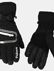 Mănuși de Iarnă Mănuși Ski Bărbați Pentru femei Deget Întreg Keep Warm Impermeabil Schiat Sporturi de Iarnă Nailon Schiat Iarnă