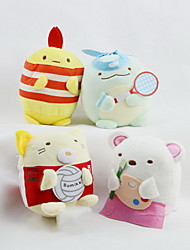 cheap -Stuffed Toys Toys Animal Animals Family Friends Animals Decorative Wedding Kids Adults' 1 Pieces