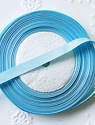 cheap -W 1cm L 22m - Unique Skyblue Ribbon Beter Gifts® DIY Door Gifts Packaging Materials