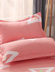 Comfortable Polyester Pillowcase Striped