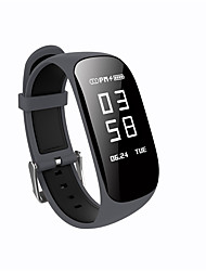 cheap -Z17HR Big Screen Calls To Reject the Movement of Waterproof And Dustproof Heart Rate  Smart Bracelet