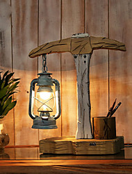 cheap -Ambient Light Country Table Lamp AC Powered 220V