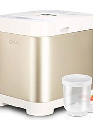 abordables -Machine a pain Complètement automatique Alliage d'aluminium Grille-pain 100-240V 450W Appareil de cuisine