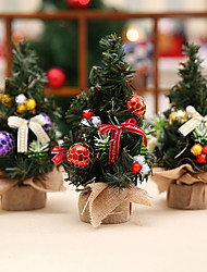cheap -3pcs Christmas Decorations Christmas Trees, Holiday Decorations 0.45