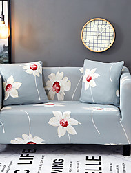 cheap -Casual Polyester Sofa Cover, Handmade Reactive Print Print Slipcovers