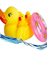 Bath Toy Toys Duck Animals New Baby Kids Voice Pieces