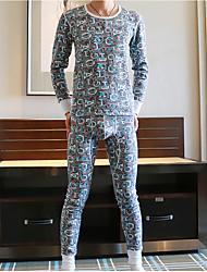 Miesten Pyjaman-, Miesten