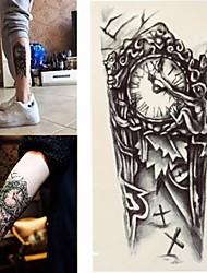 abordables -approvisionnement de tatouage article complet Pochoir Tatouage