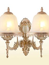 cheap -Wall Light Ambient Light Wall Sconces 3W 220-240V 110-120V E26 E27 Modern/Contemporary Brass