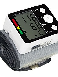 Wrist LCD Inflatable Blood Pressure Measurement PP
