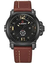 cheap -Men's Watch Boxes Dress Watch Wrist watch Unique Creative Watch Casual Watch Sport Watch Fashion Watch Chinese Quartz Calendar / date /